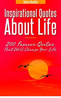 Inspirational Quotes About Life  Kindle edition by Adrian