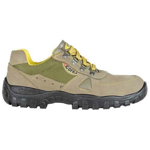 Cofra TA120–000.w41 Arbeit Schuhe,Zenith, Größe 7,5, Braun -