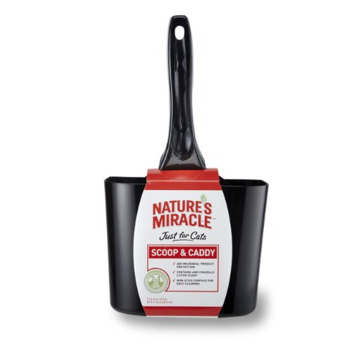 Nature's Miracle Scoop and Caddy, My Pet Supplies