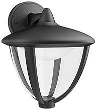 Philips Lighting myLiving Aplique iluminación interior, negro