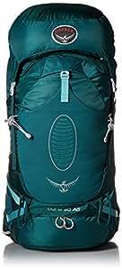 Osprey Women's Aura AG 50 Backpack (2017 Model), Rainforest Green, Medium