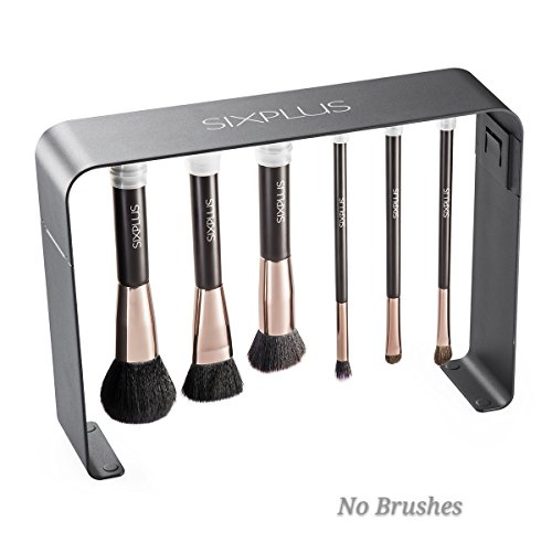 SIXPLUS Magnet Makeup Brush Stand Brush Drying Rack Makeup B