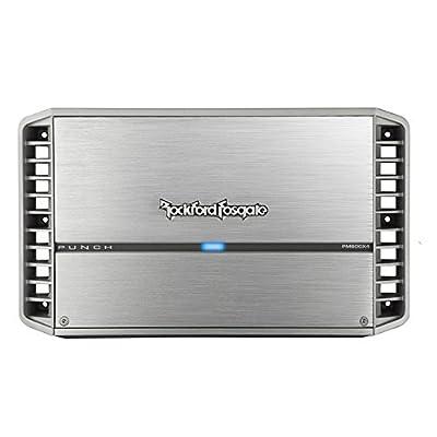 Rockford PM600X4 600 Watt 4-Channel Amplifier