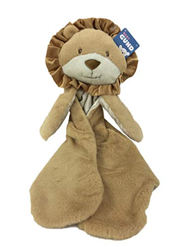 GUND Leo Lion Huggybuddy Plush Baby Blanket, 17
