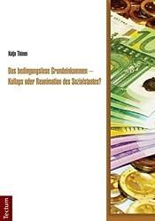 Das bedingungslose Grundeinkommen - Kollaps oder Reanimation des Sozialstaates?