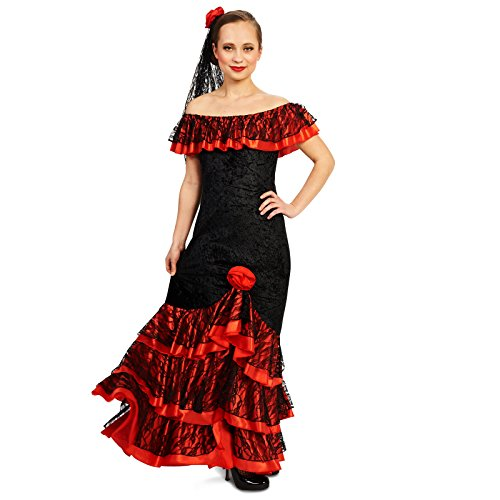 Senorita Princess Elite Adult Costume -