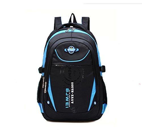 4b82db0783 Waterproof School Bag Phaedra FU School Durable Travel Camping Backpack For  Boys and Girls Elementary School