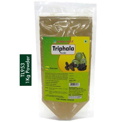 Herbal Hills Triphala Powder - 1 kg Pouch