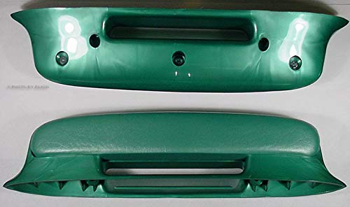 2 Green Arm Rests for 1957 57 Chevy Bel Air