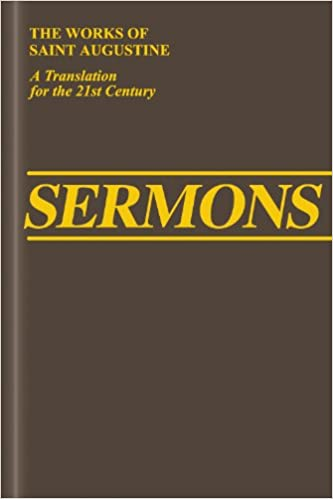 sermons vol iii 11 newly discovered the works of saint