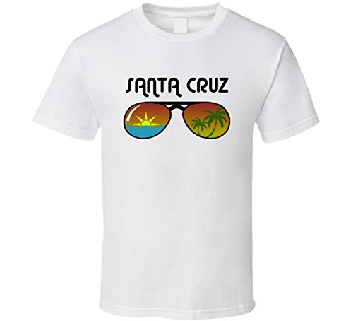 Santa Cruz Sunglasses Favorite City Fun In The Sun T Shirt XL - Santa Sunglasses Cruz