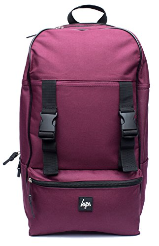Mochila Hype Speckle Backpack Traveller Burgundy