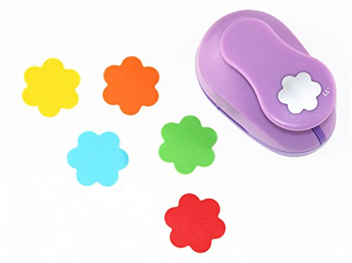 CADY Crafts Punch 1.5-Inch Paper Punches Craft Punches - Felt Circle Punch