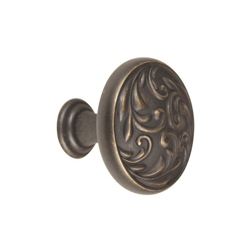 Alno A3651-14-BARC Ornate Traditional Knobs, Barcelona, 1-1/4