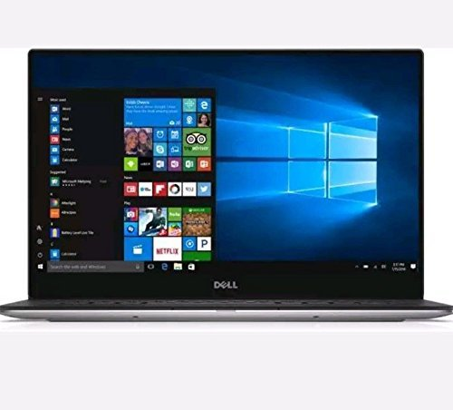 Dell XPS 13 9360 Flagship Laptop, 13.3