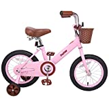 Best 16 Inch Bikes - JOYSTAR 16 Inch Kids Bike with Training Wheels Review