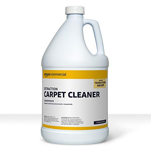 AmazonBusiness Extraction Carpet Cleaner, 1-Gallon, 2-Pack