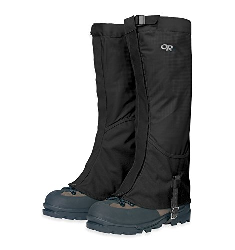 's Verglas Gaiters, Black, Large ()