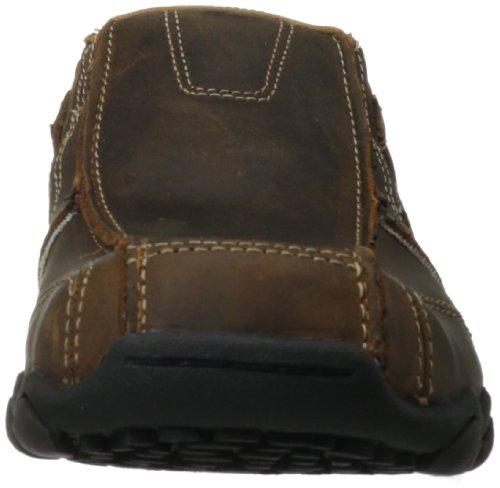 Skechers Diameter Heisman - Zapatillas para hombre Dark Brown