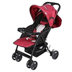 Mon Ami TY08-1 Baby Stroller - Maroon