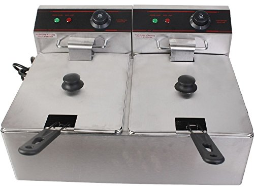 counter fryer - 5