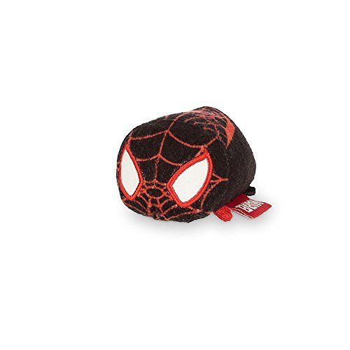 Disney Miles Morales Tsum Tsum Plush - Spider-Man Collection - Mini - 3 1/2 by Tsum Tsum