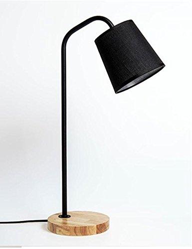 Ojo-Cuidado LED nórdica Simple Moderna Mesa de Hierro Lámpara de ...