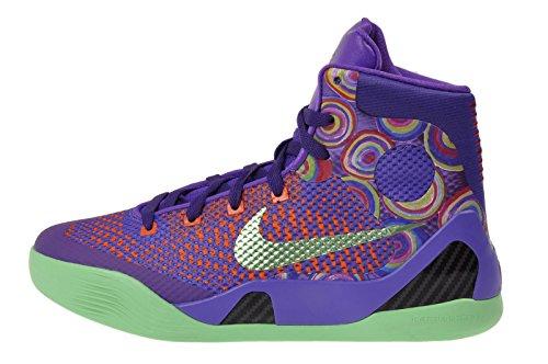 Amazon.com | Nike Kobe IX 9 Elite GS \u0026#39;Purple Venom\u0026#39;-size 6.5y | Basketball