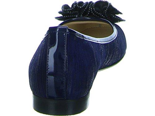 Blau Ballerine Donna 16645278 Kaiser Peter wIOg1qxZ