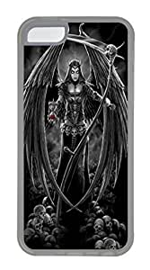 iPhone 5C Cases & Covers - Games Angel Custom TPU Soft Case Cover Protector for iPhone 5C - Transparent