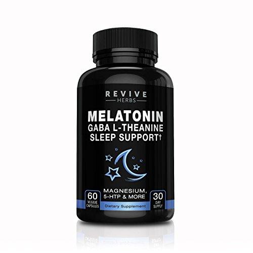Melatonin GABA L Theanine Relaxation Phellodendron product image