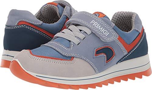 Primigi Kids Boys Shoes - Primigi Kids Boy's PTH 33848 (Little Kid) Blue 34 M EU