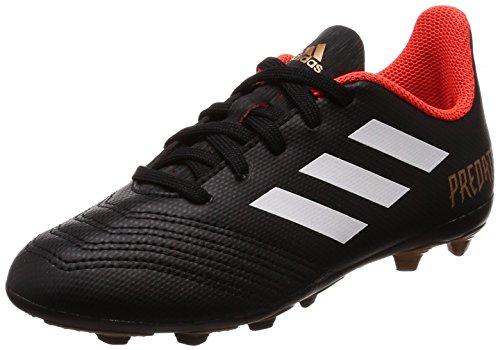 negbas Predator Adultes Noires Football 4 18 Pour Ftwbla J Fxg Adidas Rojsol Unisexes 000 De Bottes aqwC7ad