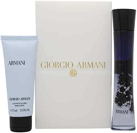 Giorgio Armani Code 2 Piece Set For Women (Packaging May Vary)