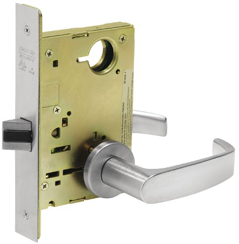Heavy Duty Mortise Lockset, Lever, Passage