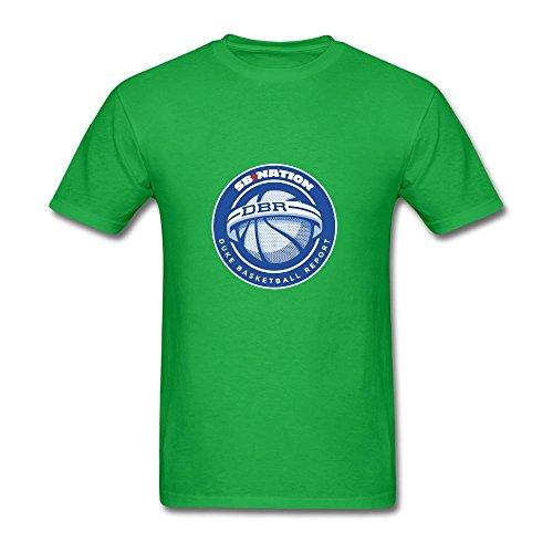 Amazy Duke Basketball Report Men's shirt Forest Green L