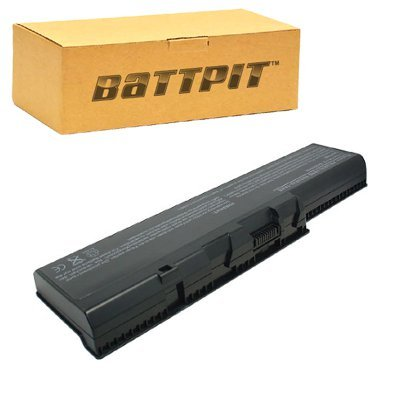 - BattpitTM Laptop/Notebook Battery for Toshiba PA3383 K000015740 K000015720 K000015750 PA3383U-1BRS PA3383U K000015710 K000015680 PA3383U-1BAS (6600 mAh / 98Wh)