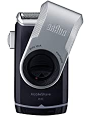 Brown Shaver Mobile Shave M-90 by Braun