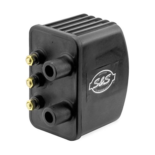 S&S Intelligent Spark Technology High Output Single Fire Ignition Coil