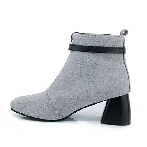 Sandales Abl10525 gris BalaMasa femme Compensées Gris 5HPvSqvW