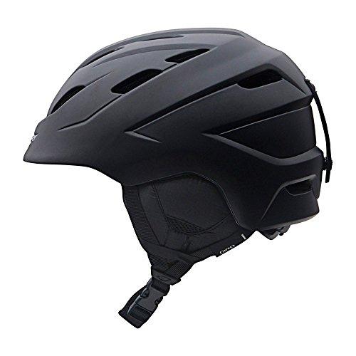 Giro Nine.10 Snow Helmet (Matte Black, Small) Giro Nine Ski Helmet