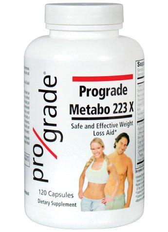 Prograde Metabo 223 X - 120 Capsules