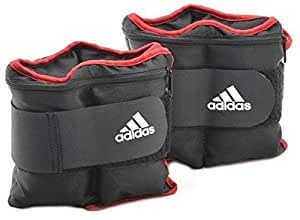 Adidas ADWT-12227 Ankle/Wrist Weights Pair of 2 0.5kg