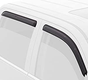 auto ventshade 94005 ventvisor deflector 4 piece by auto ventshade car electronics. Black Bedroom Furniture Sets. Home Design Ideas