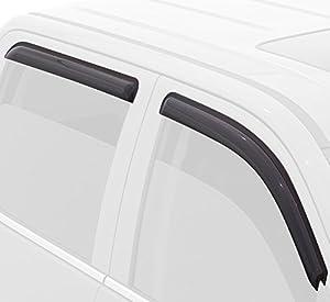 Auto Ventshade 94924 Original Ventvisor Window Deflector, 4 Piece by Auto Ventshade