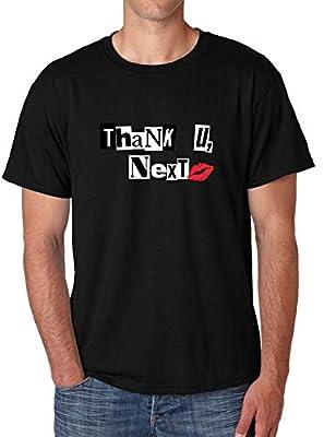 Allntrends Men's T Shirt Thank U Next Cool Stuff Trendy Shirt