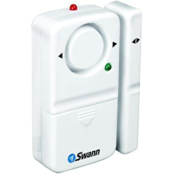 Amazon Com Swann Wireless Home Alarm System 2 Remote