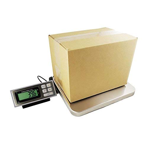 TREE - LW Measurements LSS - Large Shipping Scale 400 lb x 0.1 lb from LW Measurements, LLC