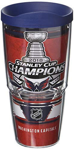 Washington Capitals Water Bottle Capitals Water Bottle