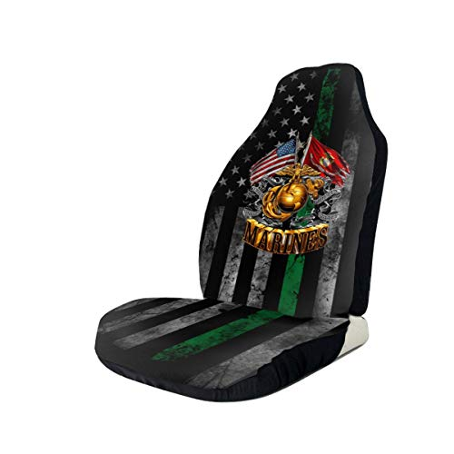 marine corps car seat covers - 4
